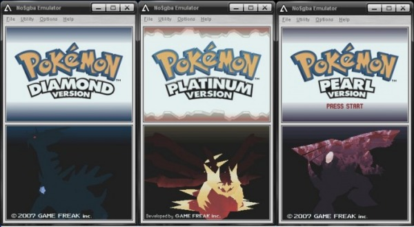 how to download pokemon platinum rom for pc